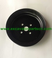 PC200-6 6D102 Fan Pulley 8731911610 For Engine Parts,Excavator Spare Parts