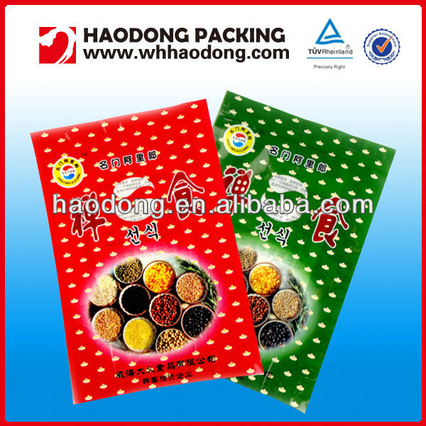 Food Grade Plastic Bag For Deli Food