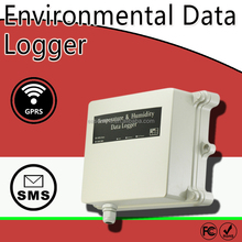 Environmental data logger power monitor zigbee flow recorder