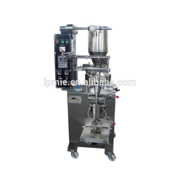 Automatic ice candy packaging filling and sealing machine
