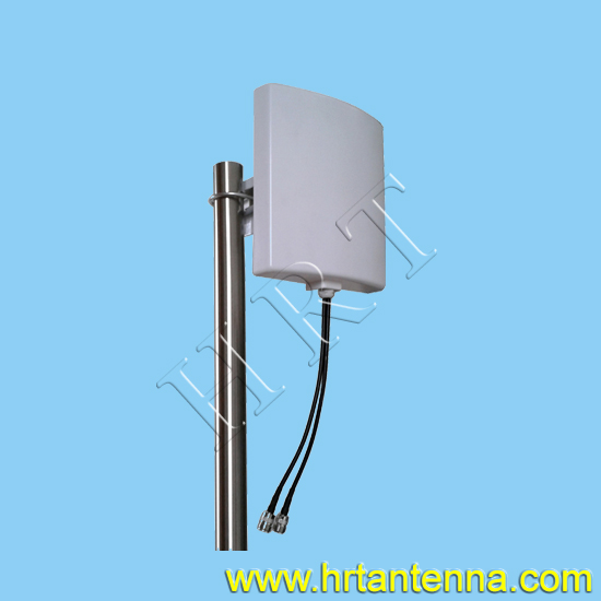 4G LTE outdoor patch panel antenna TDJ-2000BKC9x2