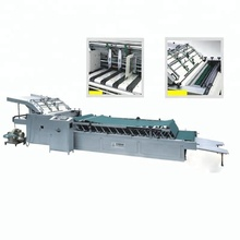 Full Automatic Flute Laminator For Corrugated Cardboard Production Line