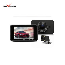 3inch full hd wdr 1080p car driver recorder 2 channel dash cam night vision camera dashcam camera car car hd dvr