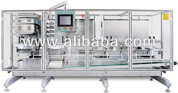 Italy Automatic Plastic Bottle Forming, Filling, Sealing Machine, Plastic Ampoule Forming, Filling, Sealing Machine, BFS Machine