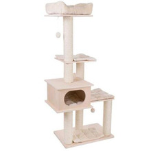 Wholesale 2017 New Simple Design Cat Tower, Cat Tree House,cat scratching post
