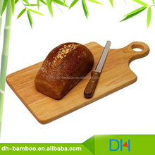 Wholesale Natural beech wood kitchen sushi cutting board Wooden fruit bread food chopping blocks