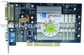 nVIDIA MX4000 PCI 128M Video card with high quality