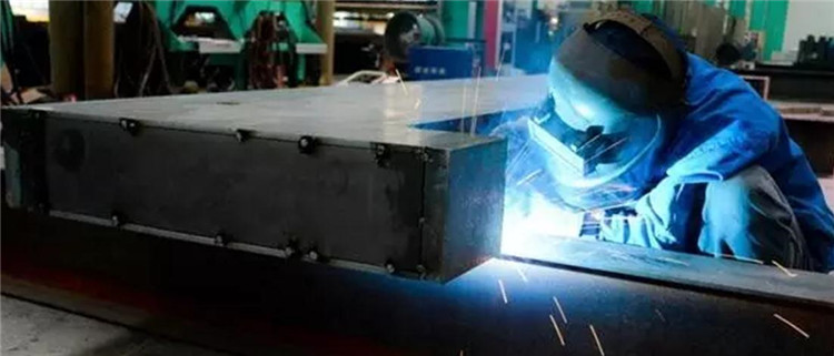Industrial Parts Fabrication Service