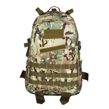 ACU Camo Military Shoulder Tactical Rucksack Bag Camping Backpack with Buckle