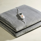 Soften Flannel Single Electric Heating Blanket