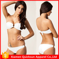 Wholesale high quality low MOQ sexy dance wear bikini