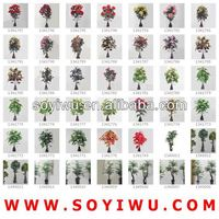 ARTIFICIAL POPPY WREATH Wholesaler from Yiwu Market for Artificial Flower & Bines