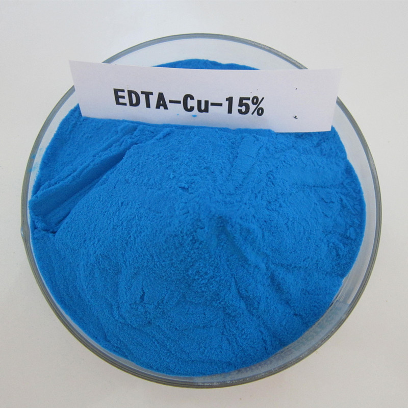 EDTA Copper Disodium Salt EDTA-CU-15 Chelate edta ferterlizer