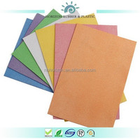 High quality EVA foam glitter sheets in different colors