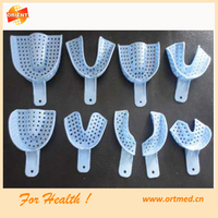 Disposable Impression Tray /Impression Trays Perforated