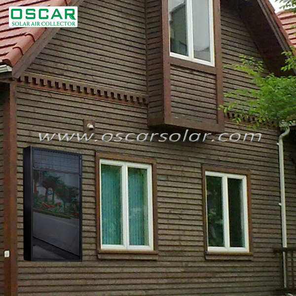 Solar ventilator OS10 gree air conditioners