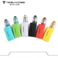 Portable   Teslacigs  WYE  85w six  color  vape mod with factory price