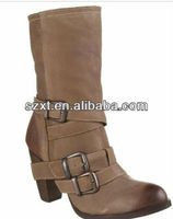 Buy flat low cut comfortable lady boots in China on Alibaba.com