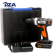 Hand Machine Power Max 18v Cordless Impact Drill With Box