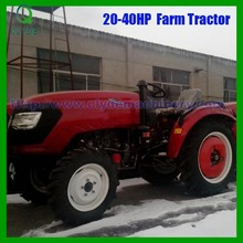 Small Tractor price list for 20-40hp 2wd and 4WD