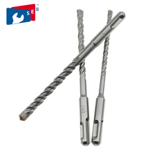 SDS Plus Double Flute Flat Tip Masonry Core Drill Bits