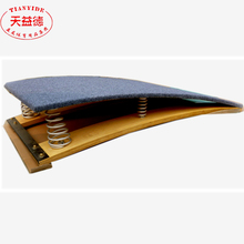 Best solid wood gymnastics springboards price in china