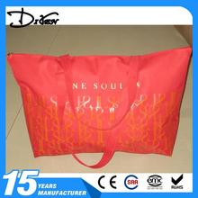 custom folding fruit shape die cut bag plastic shopping bags manufacturer