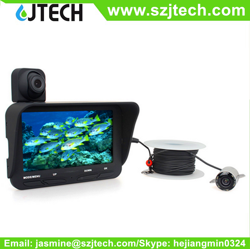 Underwater <strong>camera</strong> for fishing JT-FC12