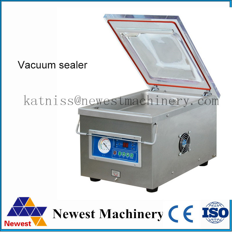 Vacuum packing machine meat, vacuum food sealer packing machine with CE certificate