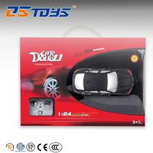 Power promotional battery rc 1:24 scale boys gift used toy car electric