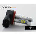 PA Automotive Headlight 3030 SMD 21 LED White Red Yellow Color 9-30V Car H8 Fog Light