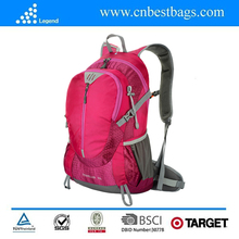 backpack manufacturers china sports backpack with rain cover