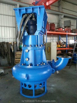 "16"" SUBMERSIBLE DREDGE PUMP"