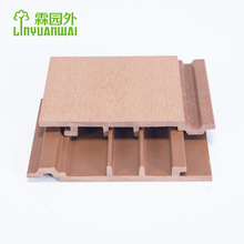 LYW eternal nature water proof wpc wood plastic outdoor wall panel