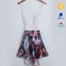 China Factory Price casual loose fit summer dress