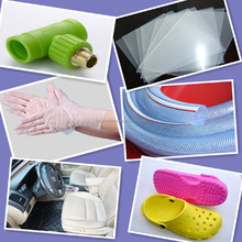 Good quality of pvc resin plastic raw material