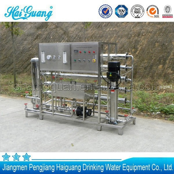 Excellent quality automatic water purifier sand filter