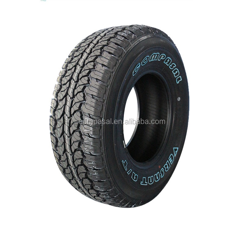 All terrain AT car trie P275/65R17 275 65 17 275X65X17 4X4 car tire mud tire for off road vehicles