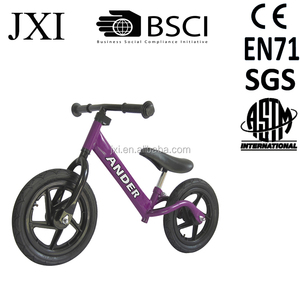 ANDER kids push bike first bike for 2-7years old children