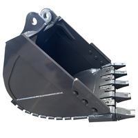 High Quality Standard Heavy Excavator rock Bucket size 1.7m3