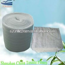 En779 Standard F5,F6,F7,F8,F9 multilayers bags air filter for HVAC system
