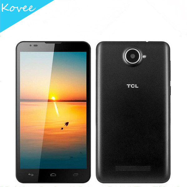 5.5 inch TCL J930 MSM8212 Android mobile phone