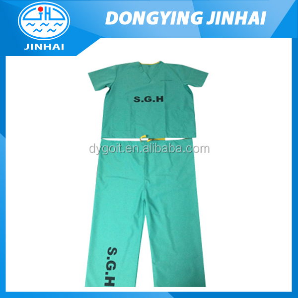 Discount uniform doctor scrubs mens medical scrubs
