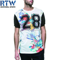 2015 new wholesale polyester T-shirt