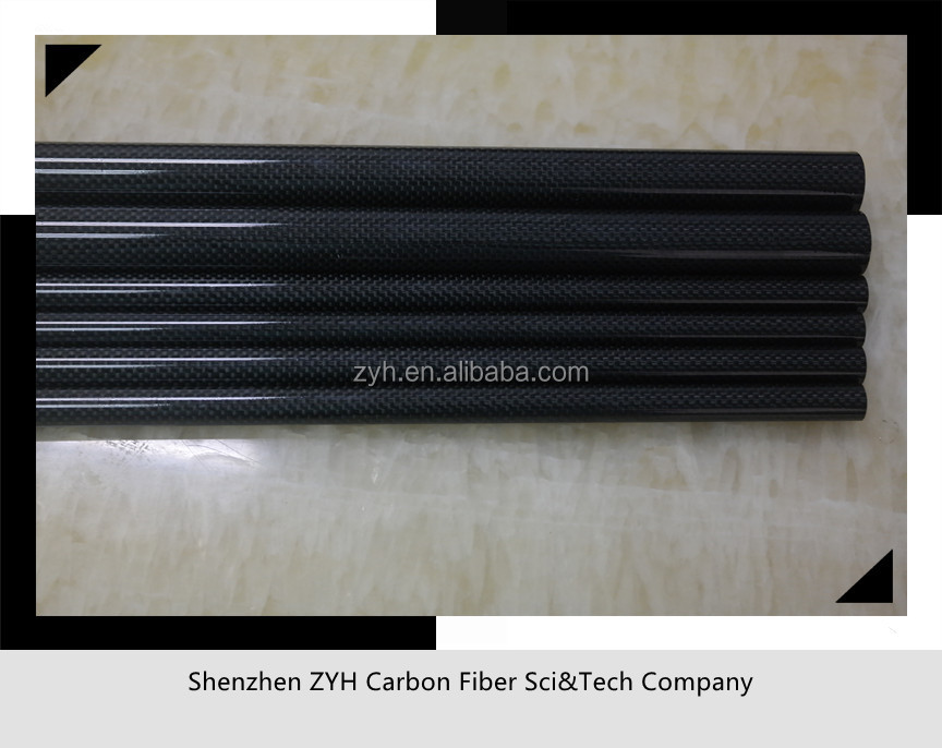 Hot Sale Best Price of 3K Carbon Fiber Tube