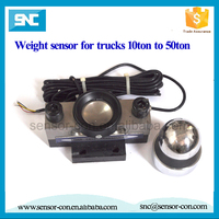 double ended bridge type 50ton load cell truck weight sensor