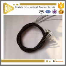 Kingtale:Top quality compatitive price cluth wire zinc coated steel wire cable