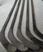 100% carbon fiber light weight durable ice hockey stick