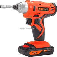 Power Electric Tool Mini Rechargeable Cordless Impact Screwdriver (7918)