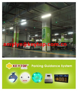 Automatic Car Parking System with Occupancy Sensor Car Parking Management System Ultrasonic Carpark Sensor Parking Guidance
